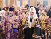 Слово Святейшего Патриарха Кирилла в неделю 2-ю Великого поста в Покровском Хотькове монастыре