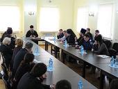 Председатель Отдела религиозного образования и катехизации Русской Православной Церкви встретился с представителями ведущих учебных заведений и культурных центров Ростова-на-Дону
