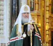 Слово Святейшего Патриарха Кирилла в 36-ю годовщину архиерейской хиротонии