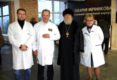 Митрополит Днепропетровский и Павлоградский Ириней выписан из больницы