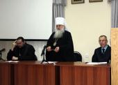 В Ташкенте прошла конференция «Православная книга и духовное служение Русской Церкви в Средней Азии»