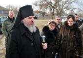 Строить храмы и учиться жить мирно. Интервью епископа Ставропольского Кирилла