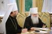Заседание Священного Синода Русской Православной Церкви 15 марта 2012 года