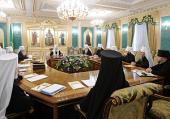 Принято решение о реорганизации ряда Синодальных и Патриарших учреждений