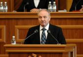 Патриаршее поздравление Н. Тимофти с избранием на пост Президента Республики Молдова