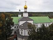 На восстановление Ново-Иерусалимского монастыря в 2012 году направят 3 млрд. рублей