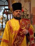 протодиакон Виктор Шиловский