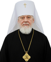 Сергий, митрополит Самарский и Сызранский (Полеткин Виктор Моисеевич)