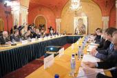 Святейший Патриарх Кирилл возглавил заседание Попечительского совета Фонда «Поддержки строительства храмов г. Москвы»