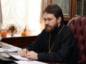 Ответы митрополита Волоколамского Илариона на вопросы посетителей сайта Синодального информационного отдела