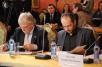 Заседание Попечительского совета Фонда «Поддержки строительства храмов г. Москвы»