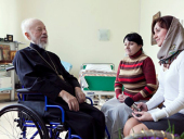 Блаженнейший митрополит Владимир: «Я живу интересами Церкви»