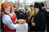 Епископ Каменский и Алапаевский Сергий прибыл к месту архипастырского служения