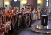 В годовщину начала агрессии НАТО в Сербии прошли заупокойные богослужения