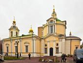 В неделю 5-ю Великого поста Святейший Патриарх Кирилл совершит Литургию в храме святителя Николая в Кузнецах в Москве