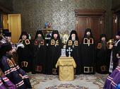Слово архимандрита Августина (Анисимова) при наречении во епископа Городецкого и Ветлужского