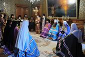 Слово архимандрита Варнавы (Баранова) при наречении во епископа Выксунского и Павловского