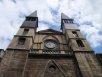 Православные богослужения совершаются в одном из приделов католического храма