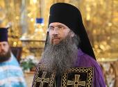 Слово Святейшего Патриарха Кирилла при вручении архиерейского жезла Преосвященному Елисею (Фомкину), епископу Урюпинскому и Новоаннинскому