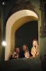 Патриаршее служение в праздник Похвалы Пресвятой Богородицы в храме Тихвинской иконы Божией Матери в Алексеевском. Хиротония архимандрита Елисея (Фомкина) во епископа Урюпинского