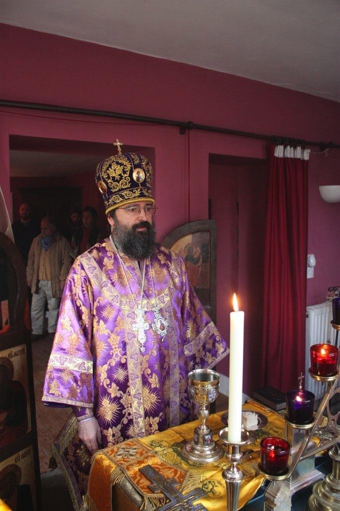 Епархиальная община прп. Антония Великого и прор. Илии