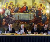 Заседание Церковного суда Русской Православной Церкви 2 апреля 2012 года