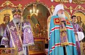Епископ Бузулукский и Сорочинский Алексий прибыл к месту служения