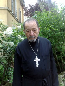 протоиерей Николай Лосский
