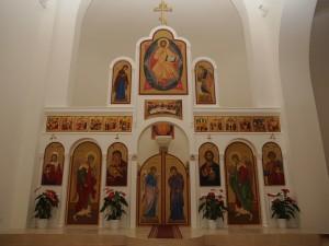Приход Благовещения Пресвятой Богородицы
