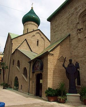 Храм-подворье свт. Николая Чудотворца