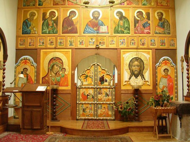 Монастырь Корсунской иконы Пресвятой Богородицы