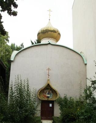 Община прп. Паисия Оптинского