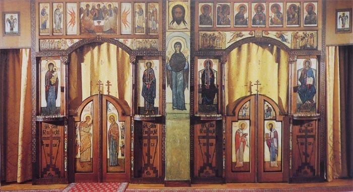 Кафедральный храм Трех Святителей