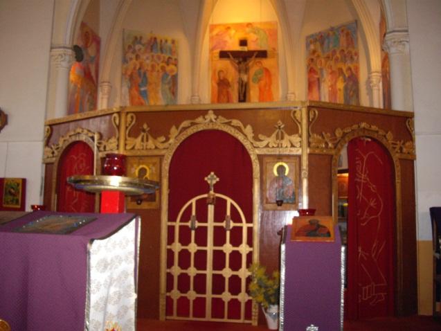 Приход Рождества Пророка, Предтечи и Крестителя Господня Иоанна