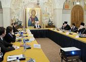 Резолюция заседания Патриаршей комиссии по вопросам семьи и защиты материнства от 6 апреля 2012 года