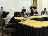 Выступление Святейшего Патриарха Кирилла на первом заседании Патриаршей комиссии по вопросам семьи и защиты материнства