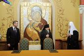 Подписано соглашение между уполномоченным при Президенте России по правам ребенка и Синодальным отделом по церковной благотворительности