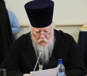 Выступление протоиерея Димитрия Смирнова на первом заседании Патриаршей комиссии по вопросам семьи и защите материнства