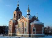 В Кургане освящен православный храм, построенный впервые за последние 110 лет