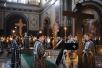 Утреня Великого пятка с чтением двенадцати Страстных Евангелий