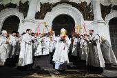 На портале Патриархия.ru пройдет прямая трансляция Пасхального Патриаршего богослужения