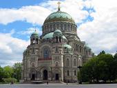 Святейший Патриарх Кирилл совершит чин малого освящения Никольского Морского собора в Кронштадте