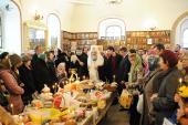 Пасхальные богослужения в храмах Москвы посетили более миллиона верующих