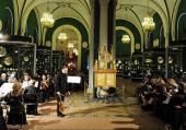 Митрополит Волоколамский Иларион выступил на открытии XIII Международного фестиваля «Кремль музыкальный»