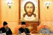Патриарший совет по культуре будет заниматься вопросами внутреннего благоукрашения строящихся в Москве храмов