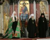 Слово Святейшего Патриарха Кирилла после Литургии в Кронштадтском Морском соборе во имя cвятителя Николая Чудотворца