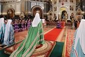 Слово Святейшего Патриарха Кирилла при вручении архиерейского жезла Преосвященному Варнаве (Баранову), епископу Выксунскому и Павловскому