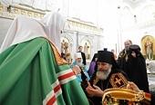 Слово архимандрита Мстислава (Дячины) при наречении во епископа Лодейнопольского, викария Санкт-Петербургской епархии