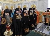 Слово архимандрита Нила (Сычёва) при наречении во епископа Муромского, викария Владимирской епархии