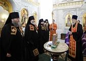 Слово архимандрита Никиты (Ананьева) при наречении во епископа Людиновского, викария Калужской епархии